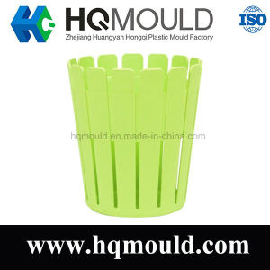 High Quality Plastic PVC Trash Dustbin Injection Mould pictures & photos