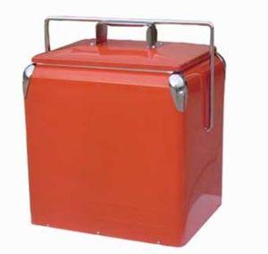 Matal Patio Cooler Box pictures & photos