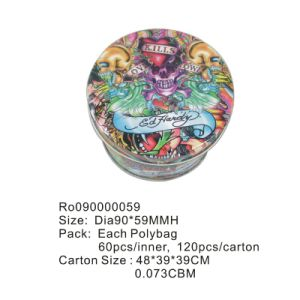 Fashion Cartoon Games Tin Box with Competitive Price pictures & photos