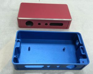 CNC Machining Aluminum Box for Consumer Electronic Product Housing pictures & photos