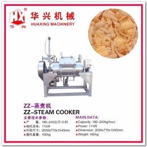 Zz-Steam Cooker (Steaming Cooking Machine/Shrimp Stick Snack Food Machine) pictures & photos