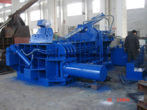 Horizontal Used Copper and Aluminum Baling Press Machine pictures & photos