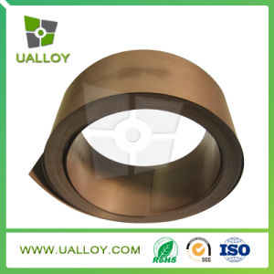 High Quality Manganin Alloy Strip/Wire Mncu3 pictures & photos