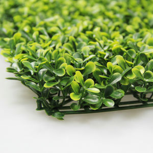 Wall Decoration Plastic Artificial Leaf Garden Fence Prices pictures & photos