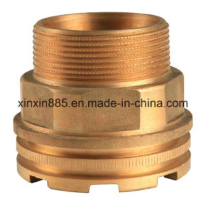 Brass Female&Male Insert for PPR Pipe pictures & photos