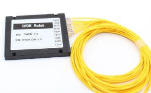 1X8 Fiber Optic Coarse Wavelength Division Multiplexing pictures & photos
