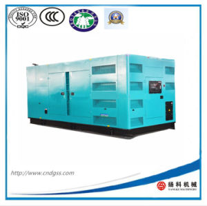 Shangchai Engine 660kw/825kVA Silent Power Diesel Generator pictures & photos