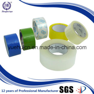 Acrylic Glue Brown and Transparent BOPP Packing Adhesive Tape pictures & photos
