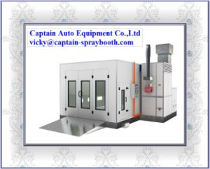 Lower Price Infrared Heatting Car Spray Booth pictures & photos