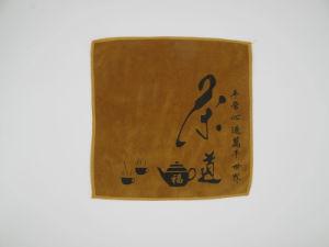 300 GSM Microfiber Tea Towel pictures & photos