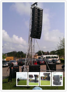 Paudio Driver Line Array 12 Inch for Outdoor Event Church Sound System High quality Birchply Wood Sound Box pictures & photos