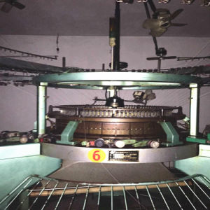 6 Sets Used 34 Inch Hengyi Single Jersey Knitting Machine pictures & photos