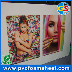 PVC Foam Sheet for Screen Printing Material pictures & photos