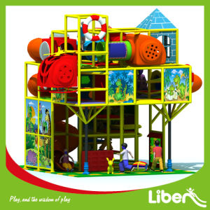 Liben Customized Indoor Soft Climbing Structure for Kids pictures & photos