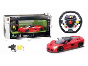 4 Channel Remote Control Car with Light Battery Included (10253132) pictures & photos
