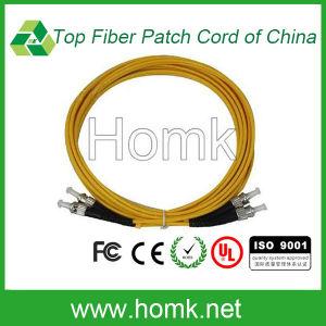 Fiber Optic Patch Cord (ST-ST SM DX) pictures & photos