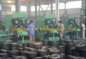 Hydraulic Agricultural Tractor Tubeless Steel Wheel Rim Rolling Making Machine Line pictures & photos
