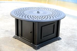 Popular Cast Aluminum Fire Pit Furniture for Outdoor pictures & photos