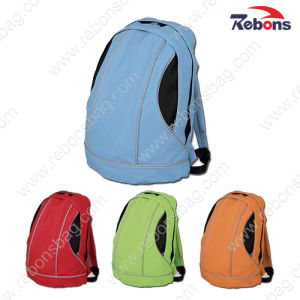 Cheap 600d Polyester Fabric School Satchel Back Bags for Promotion pictures & photos