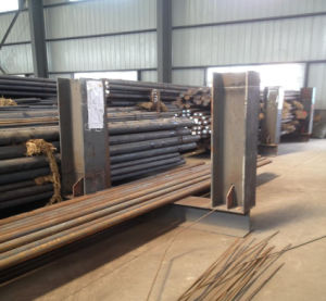 Sncm815 Alloy Steel Round Bar with Competitive Price pictures & photos