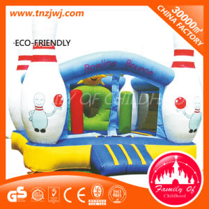 Guangzhou Inflatable for Children Commercial Bounce House Inflatable Slide pictures & photos