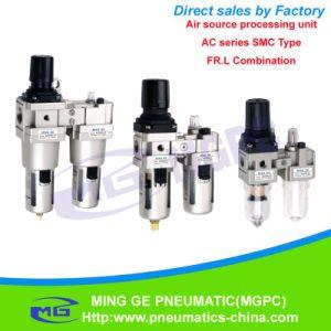 SMC Type Air Source Treatment Unit Fr. L G3/4 AC5010-06