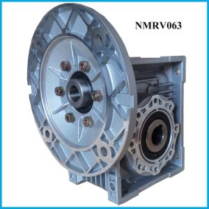 Nmrv063 Worm Gearbox Worm Speed Reducer Worm Reduction pictures & photos