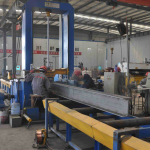 H Beam Steel/Universal Column/H Shaped Steel pictures & photos
