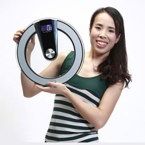 New Design Glass Platform Weighing Body Health Scale pictures & photos
