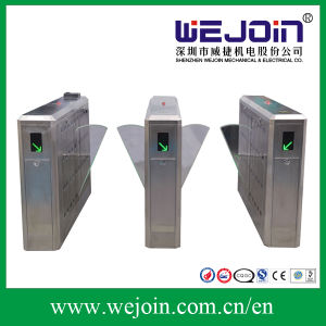 Security Gate Flap Barrier Turnstile Gate pictures & photos