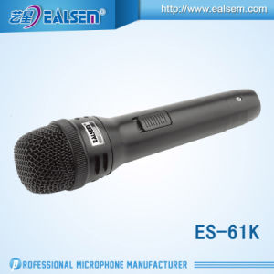 Wire KTV Dynamic Microphone Good Quality Microphone pictures & photos