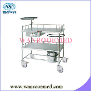 Stainless Steel Medical Trolley pictures & photos