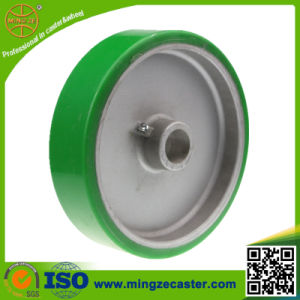 Aluminium Core PU Caster Wheel pictures & photos