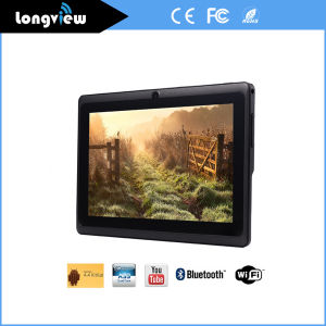OEM 8GB 7 Inches Android Q88 A33 Touch Tablet PC Dual Two Camera Bluetooth WiFi Mic pictures & photos