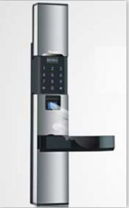 Stainless Steel Biometric Door Locks with Fingerprint Reader pictures & photos