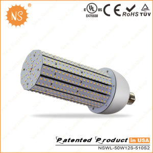 E26 6500lm UL TUV 50W Corn Light LED Street Light pictures & photos