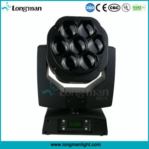 mini bee eye led moving head light stage effect robot pictures & photos