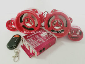Motorcycle FM Alarm MP3 with Push Button