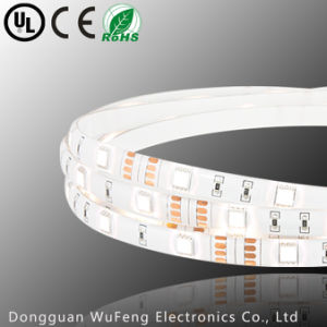 UL Certification SMD5050 Waterproof Flexible LED Strip Light pictures & photos