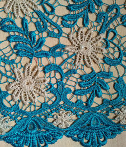 Africa New Design Fabric Lace