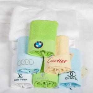 100% Cotton Tea Towel Set Kitchen Towels pictures & photos