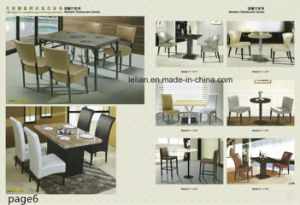 Banquet Dining Table and Chair Set pictures & photos