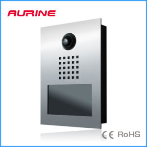TCP/IP Home Automation System 10 Inch Entry Panel