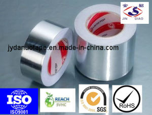 Acrylic Adhesive Sliver or Black Aluminium Foil Tape pictures & photos
