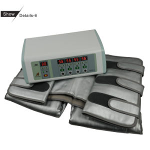 High Quality 4 Heating Zones Portable Slimming Blanket (4Z) pictures & photos