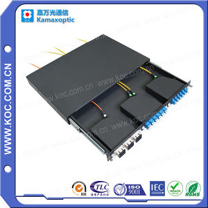 Fiber Optical MTP/MPO in Cassette for Data Center (14345-204) pictures & photos