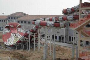 Water Attraction Elapid Snake Slide for Aqua Park