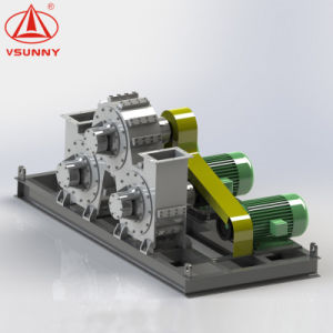 Vsgxj Series Continuous Activation Modify & Coating Machine