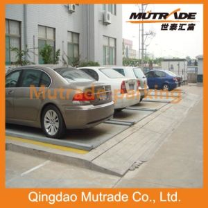 Mutrade Home and Commercial Used 2-4 Floors Pit Four Post Parking System pictures & photos