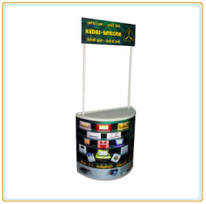 Supermarket Promotional Desk Exhibition Folding Table pictures & photos